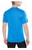 Nike Dri-FIT SS Shirt Men lt photo blue/black